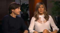 Horrible Bosses 2 Stars Jennifer Aniston, Jason Bateman Dish About Being On Set
