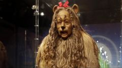 Cowardly Lion Costume Fetches Over $3M at Auction