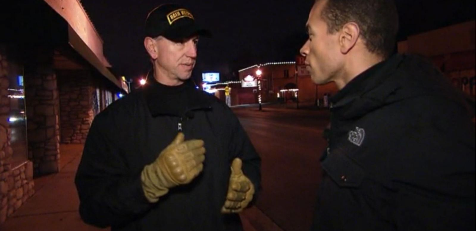 The Oath Keepers: Armed Volunteers Patrol Ferguson Businesses