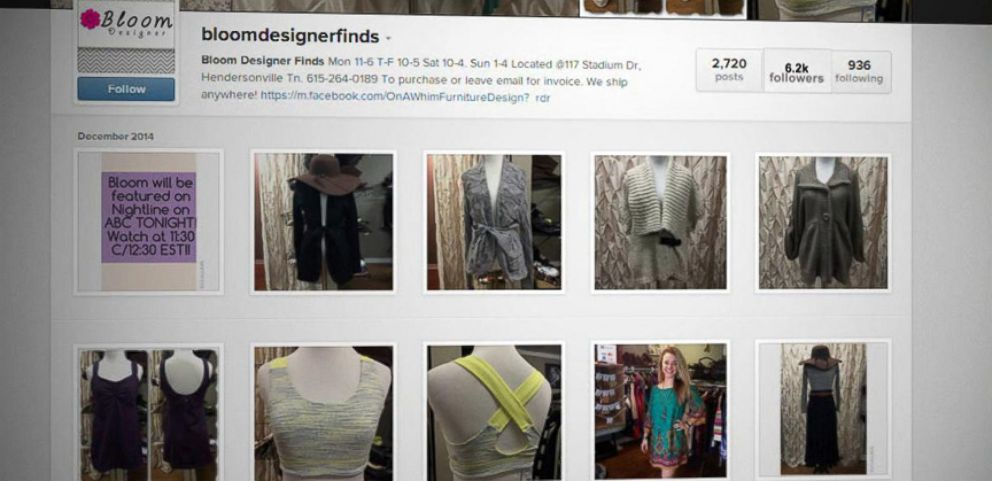 Entrepreneurs and major fashion brands are turning to the photo-sharing social tool to promote items for sale.