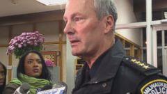 How Milwaukee Police Chief Reacted to Own Ferguson