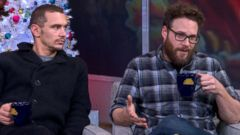 Seth Rogan on The Interview: It Wasnt Meant to Be Controversial