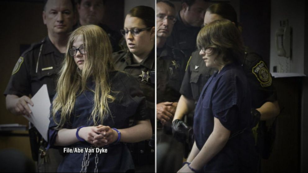 Slenderman Trial Young Suspects Deemed Competent Video