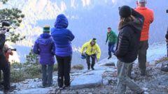 El Capitan Climbers Reveal Details of Harrowing Climb