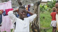 Ebola Victims Include Thousands of Orphaned Children