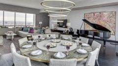 What a Multi-Million Dollar High-Rise Penthouse Looks Like