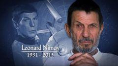 Leonard Nimoy Dies at age 83