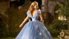 Cinderella Star Responds to Photoshopped Gown Rumors