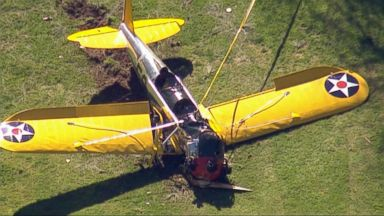 Nightline 03/06/15: Harrison Ford Injured in California Small Plane Crash