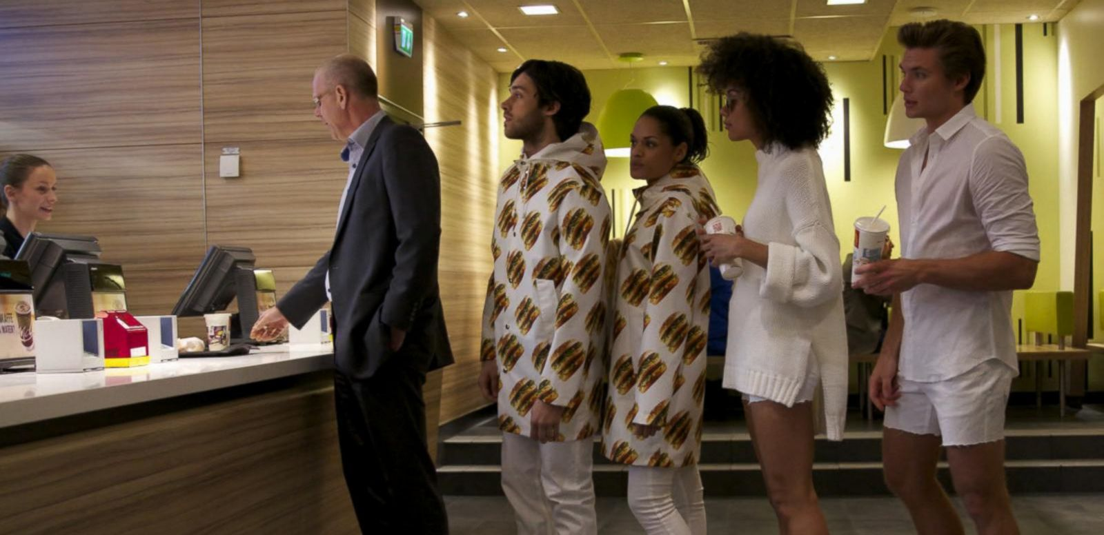 McDonald's McFashion: Introducing Big Mac Clothing Line