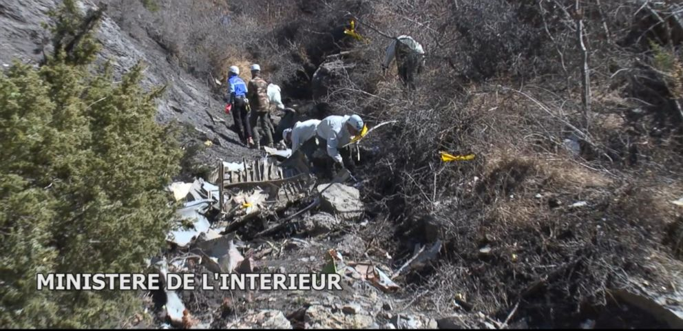 Germanwings Plane Crashs Terrifying Final Moments