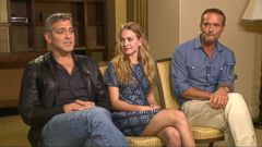 George Clooney Talks Tomorrowland, Life with Amal