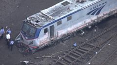 Amtrak Train Derailment: New Crash Details Emerge