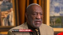 Bill Cosby Breaks Silence After Sexual Assault Allegations