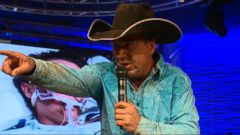 Ohio Pastor Rides Bulls in Church to Attract New Believers