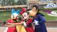 Celebrating Disneylands 60th Anniversary