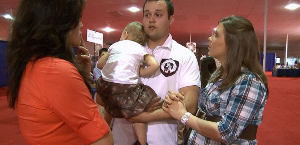 Josh Duggar: 19 Kids and Counting Star Responds to Sexual Abuse Claims