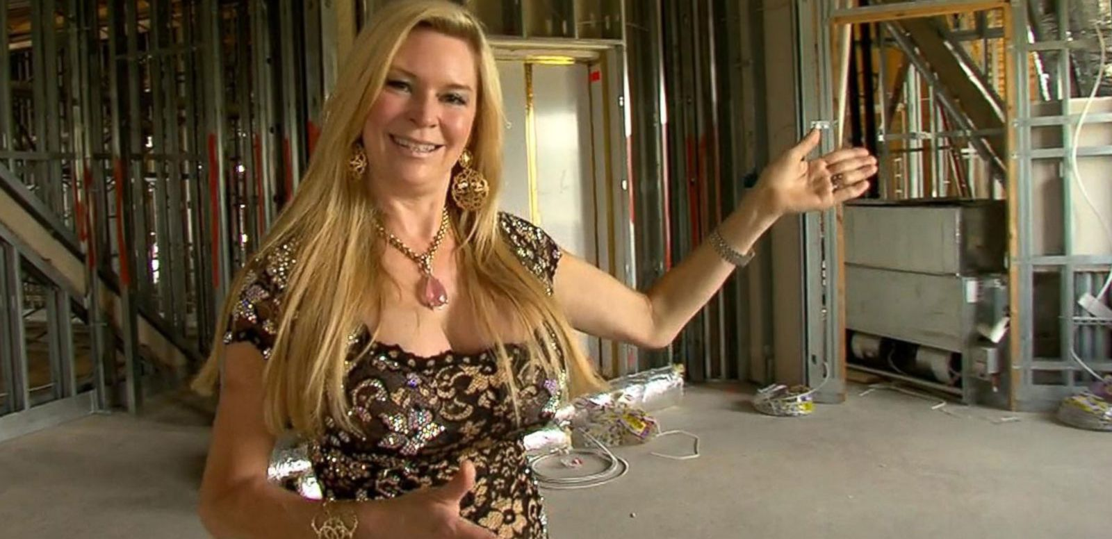 VIDEO: 'Queen of Versailles' Gives Tour of 90,00-Sq-Ft. Orlando Mansion