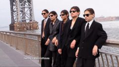 The Wolfpack: Six Brothers With a Haunting Past