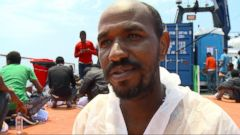One African Migrants Epic Journey to Reunite His Family: Part 2