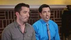 Behind the Scenes with Property Brothers on the Job