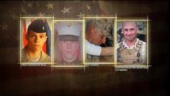 Chattanooga Shooting Dead Were Decorated Veterans