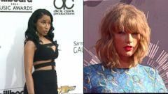 Nicki Minaj Says Taylor Swift Twitter Spat is Over