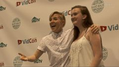At VidCon, YouTubes Biggest Stars Enjoy Huge Fame