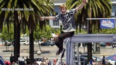 Slacklining Champ, 18, Tackles Biggest Challenge Yet