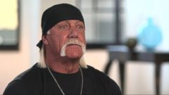 "VIDEO: ""You know, just because a person makes a mistake, just dont throw them away,"" Hogan told ABC News Amy Robach."