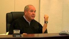 VIDEO: Painesville, Ohio, Judge Michael Cicconetti say he believes in making the punishment fit the crime.
