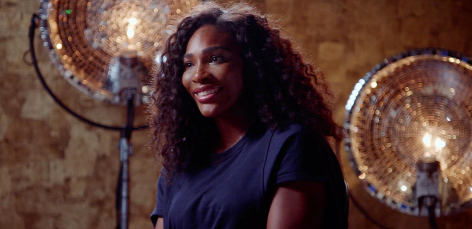 """VIDEO: Though she recently celebrated her second """"Serena Slam,"""" Williams has also been the target of body shaming comments."""