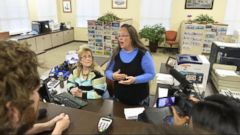 Nightline 09/02/15: Kentucky Clerk Continues to Refuse Marriage Licenses to Couples