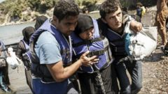 Nightline 09/03/15: Migrant Crisis: The Harrowing Plight of Refugee Families