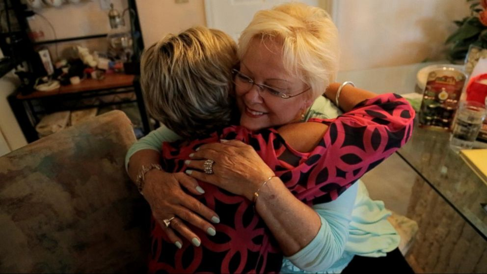 Emotional Reunion Between Mother, Daughter Placed for Adoption: Part 2