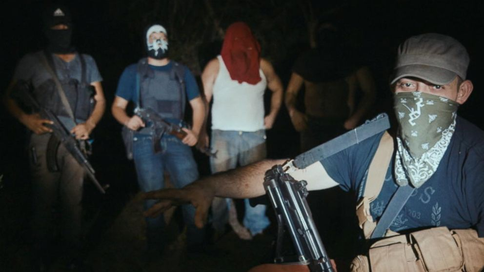 cartel land explores deadly consequences of illegal drug