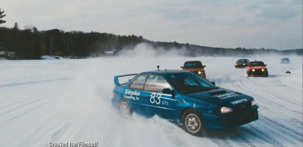 NASCAR on Ice: Inside the Wild World of Ice Car Racing