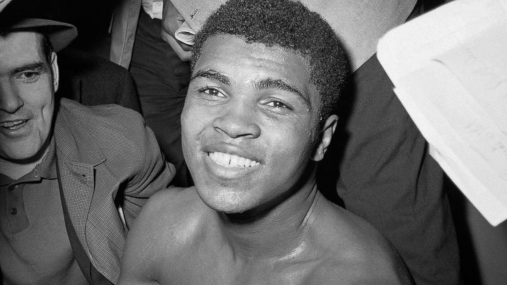 legendary boxer muhammad ali has died at age 74 video abc news. Black Bedroom Furniture Sets. Home Design Ideas