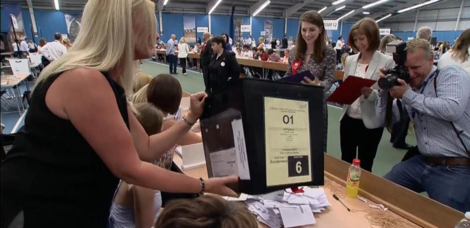 Brexit Wins as the UK Votes to Leave EU in Historic Referendum
