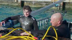 Nightline 06/27/16: Shark Attack Survivors Jump Back Into Ocean With Sharks