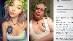 Selfie Dad Copies Daughters Instagram in Hilarious Posts