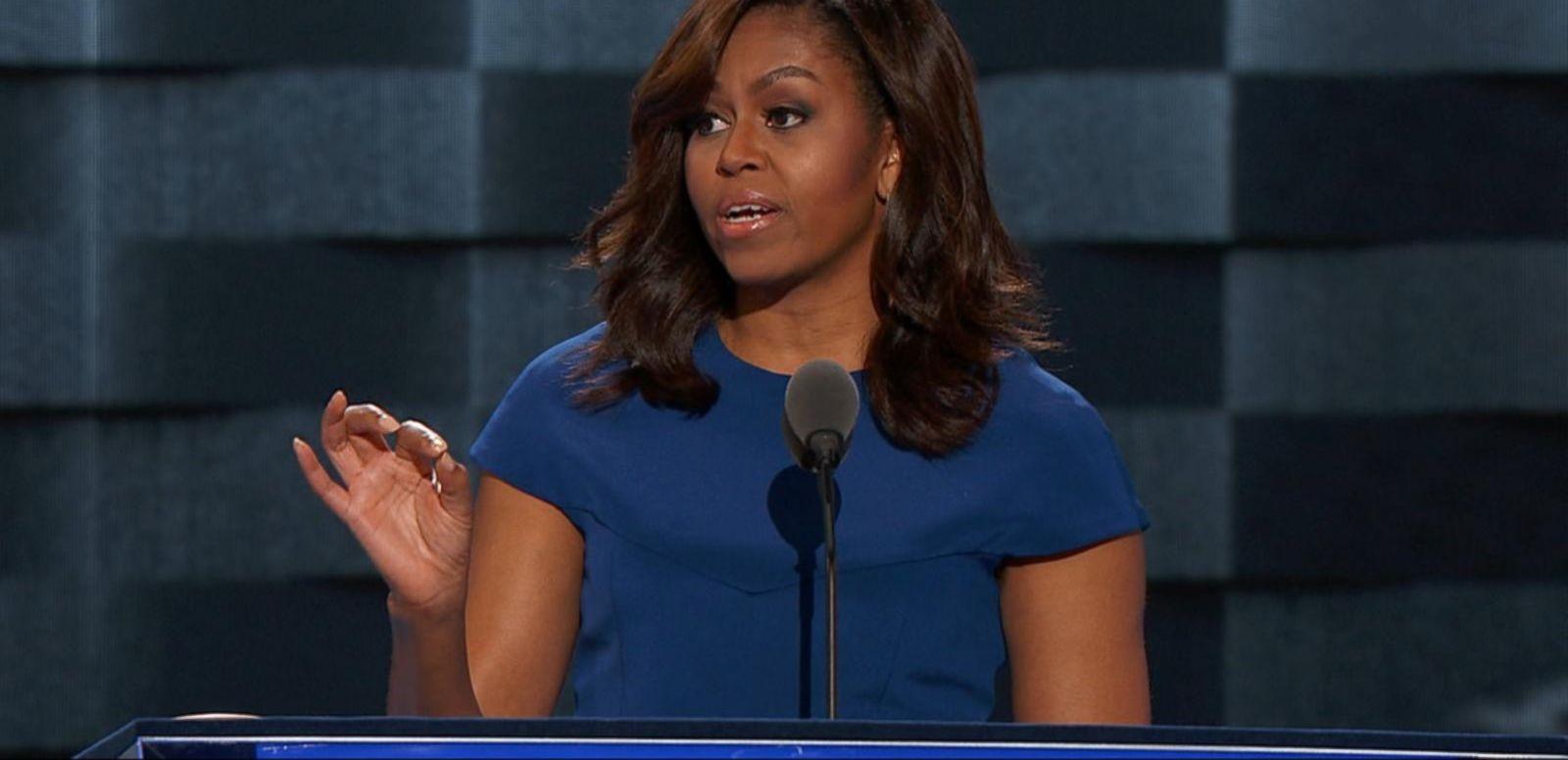 Michelle Obama, Bernie Sanders Speak at DNC After Rocky Start