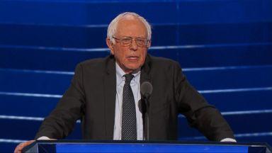 Nightline 7/25/16: Michelle Obama, Bernie Sanders Speak at DNC After Rocky Start