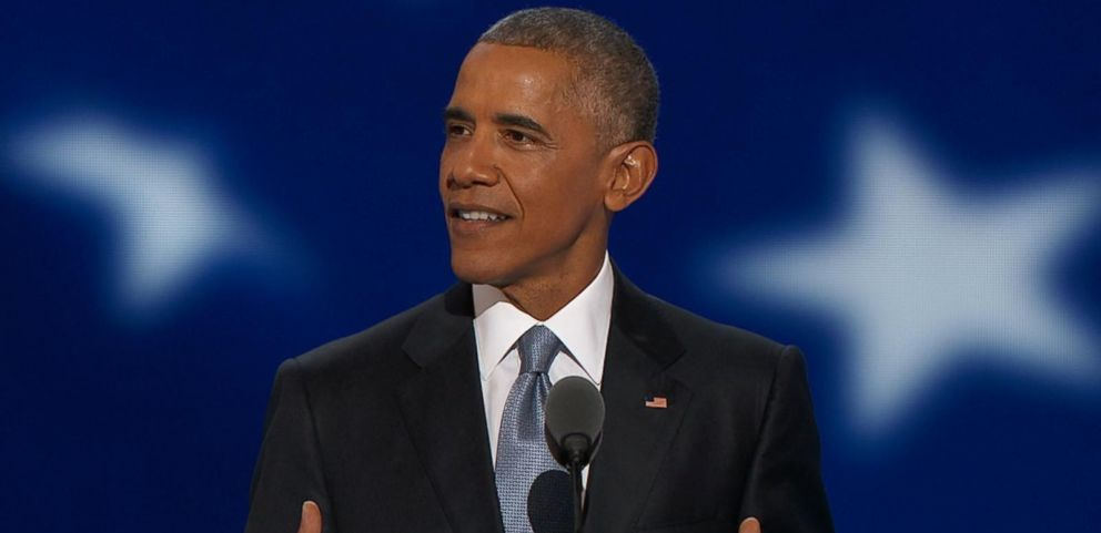 President Obama Makes the Case for Hillary Clinton