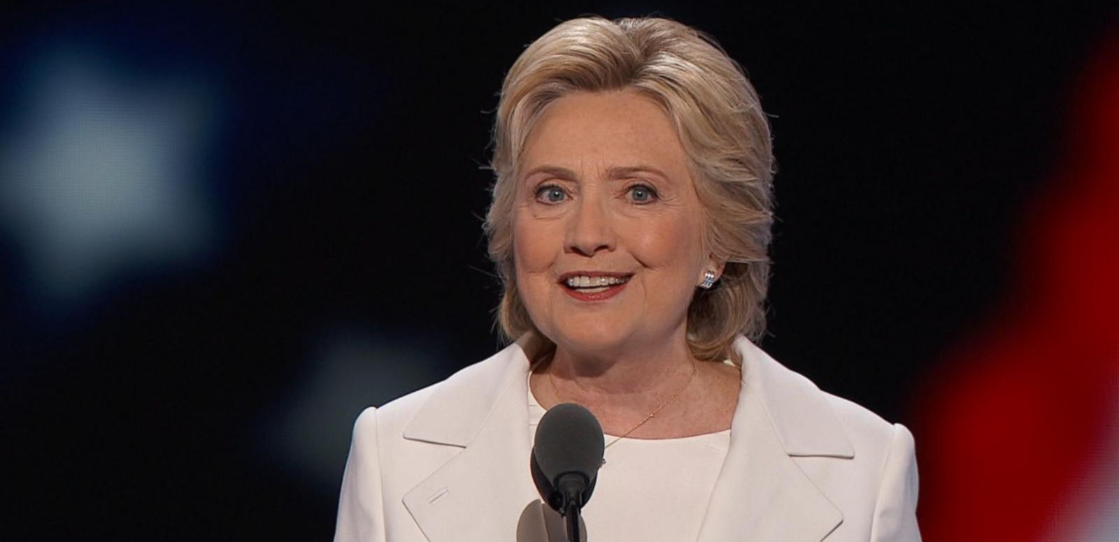 Hillary Clinton Accepts the Democratic Nomination