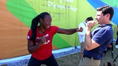 Olympic Boxer Claressa Shields Long Fight for Gold