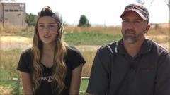12-Year-Old Girl Sparks Online Firestorm Over Trophy Hunt Photos