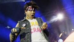 Wannabe Rockstars Take Part in Air Guitar World Championships
