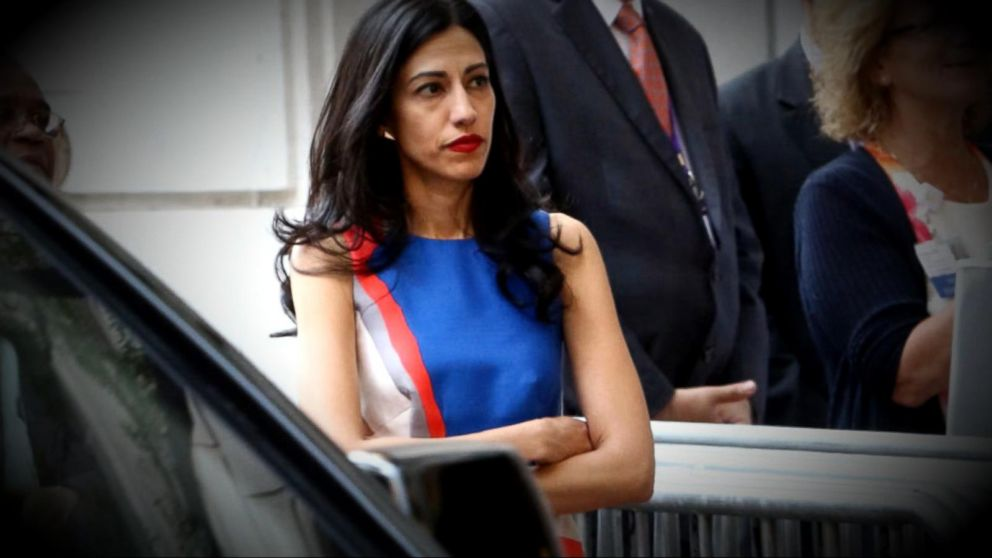 Huma Abedin Announces Split From Anthony Weiner
