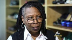 VIDEO: Whoopi Goldberg on Transgender Model Series Strut
